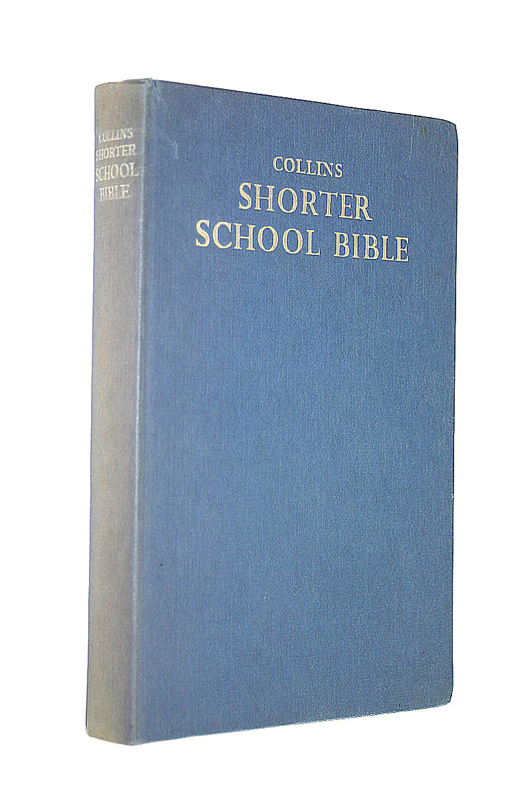 Image for Collins shorter school Bible