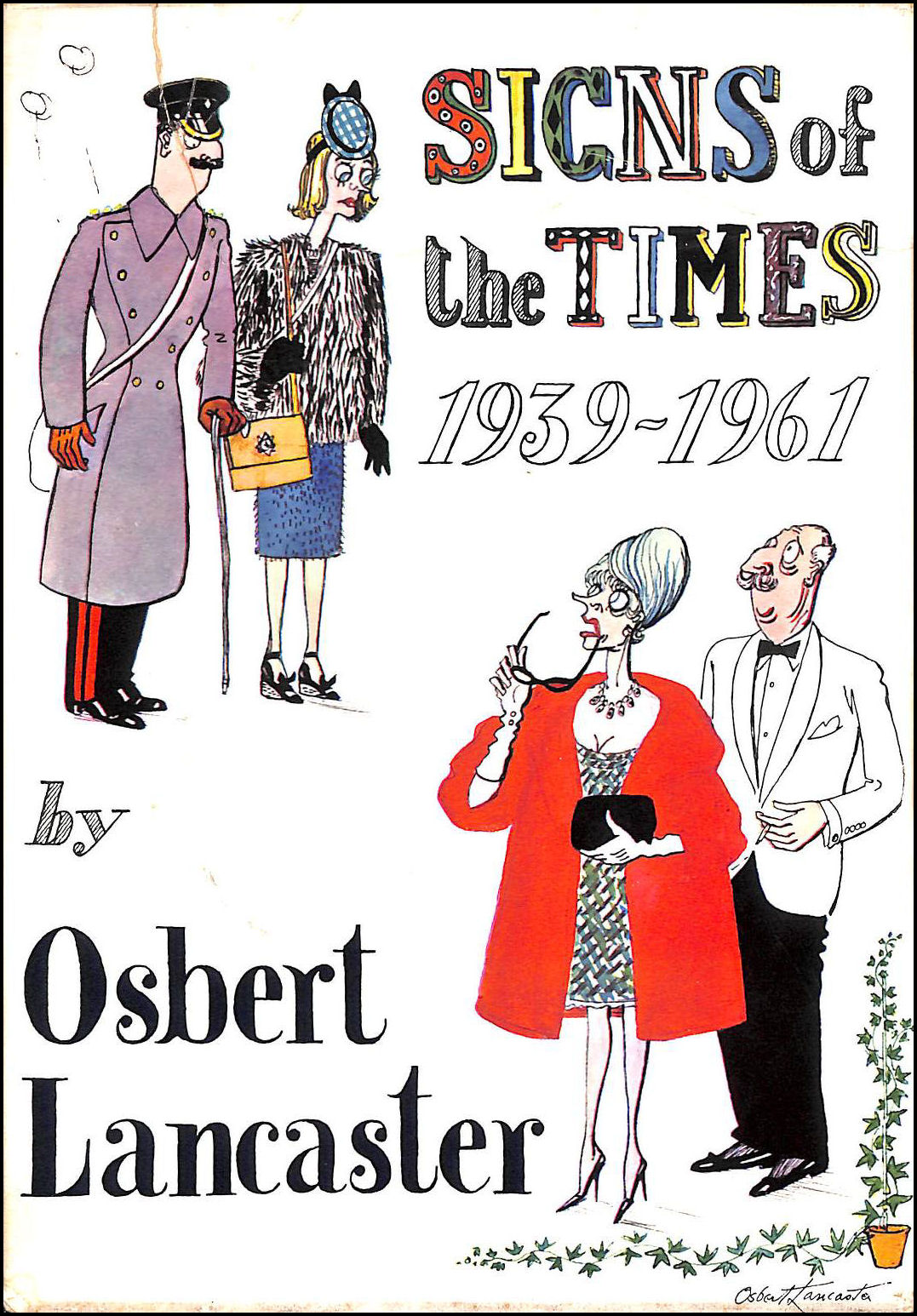 Signs of the Times: 1939-1961, Lancaster, Osbert