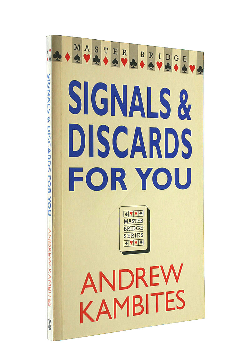 Image for Signals And Discards For You
