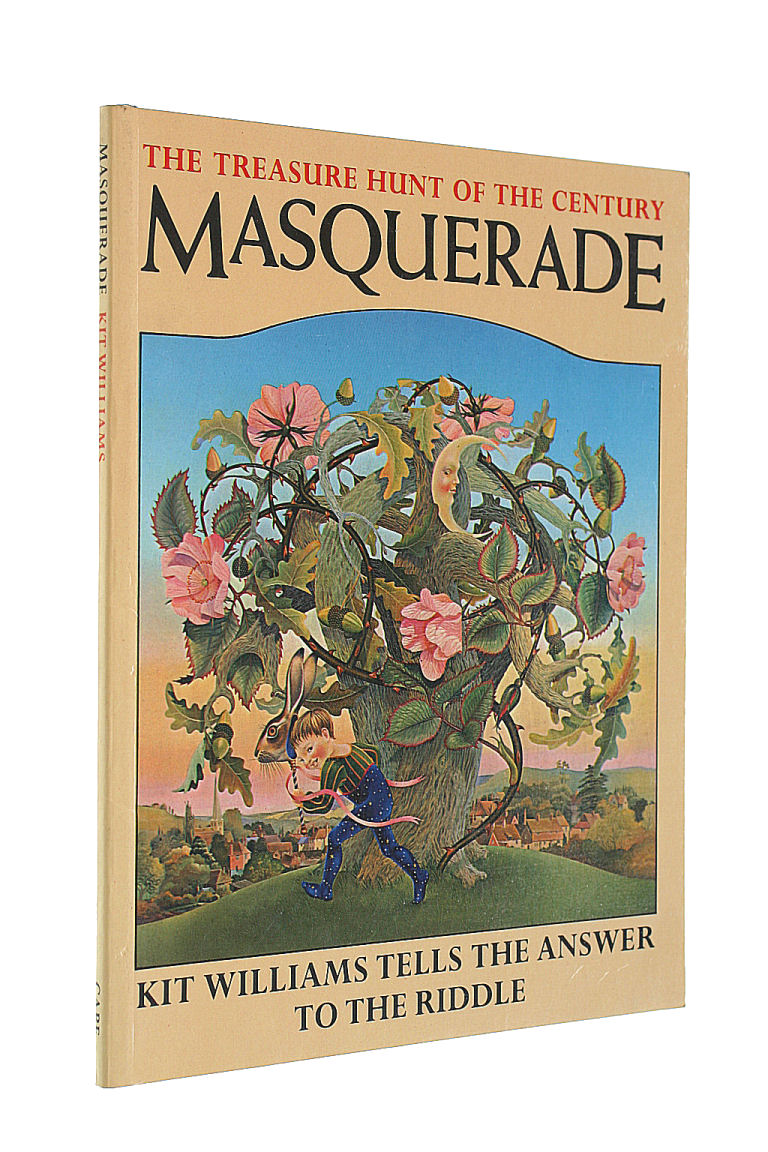 Masquerade - The Answers, Williams, Kit