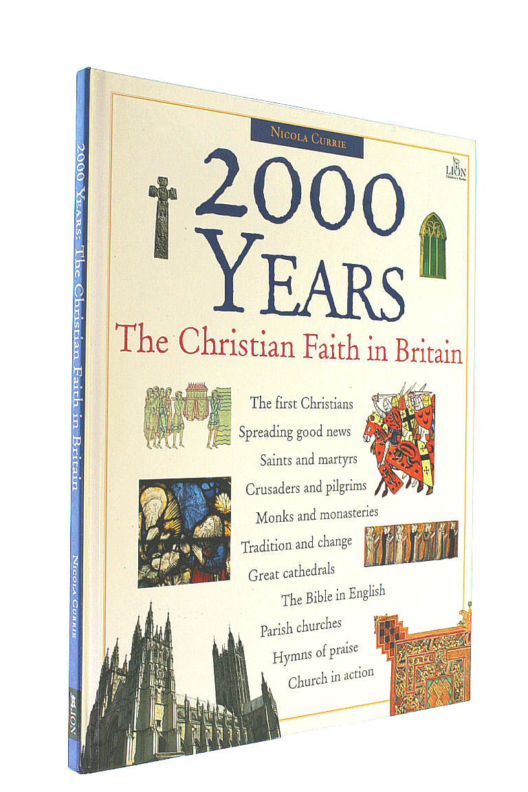 Image for 2000 Years: The Christian Faith in Britain