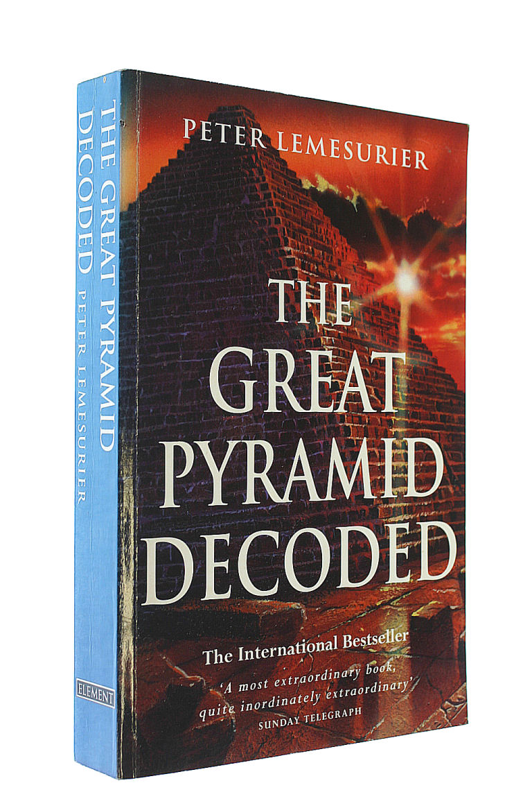 The Great Pyramid Decoded, Lemesurier, Peter