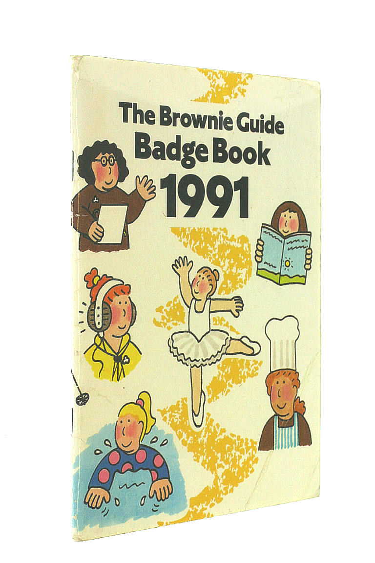 Image for The Brownie guide badge book 1991