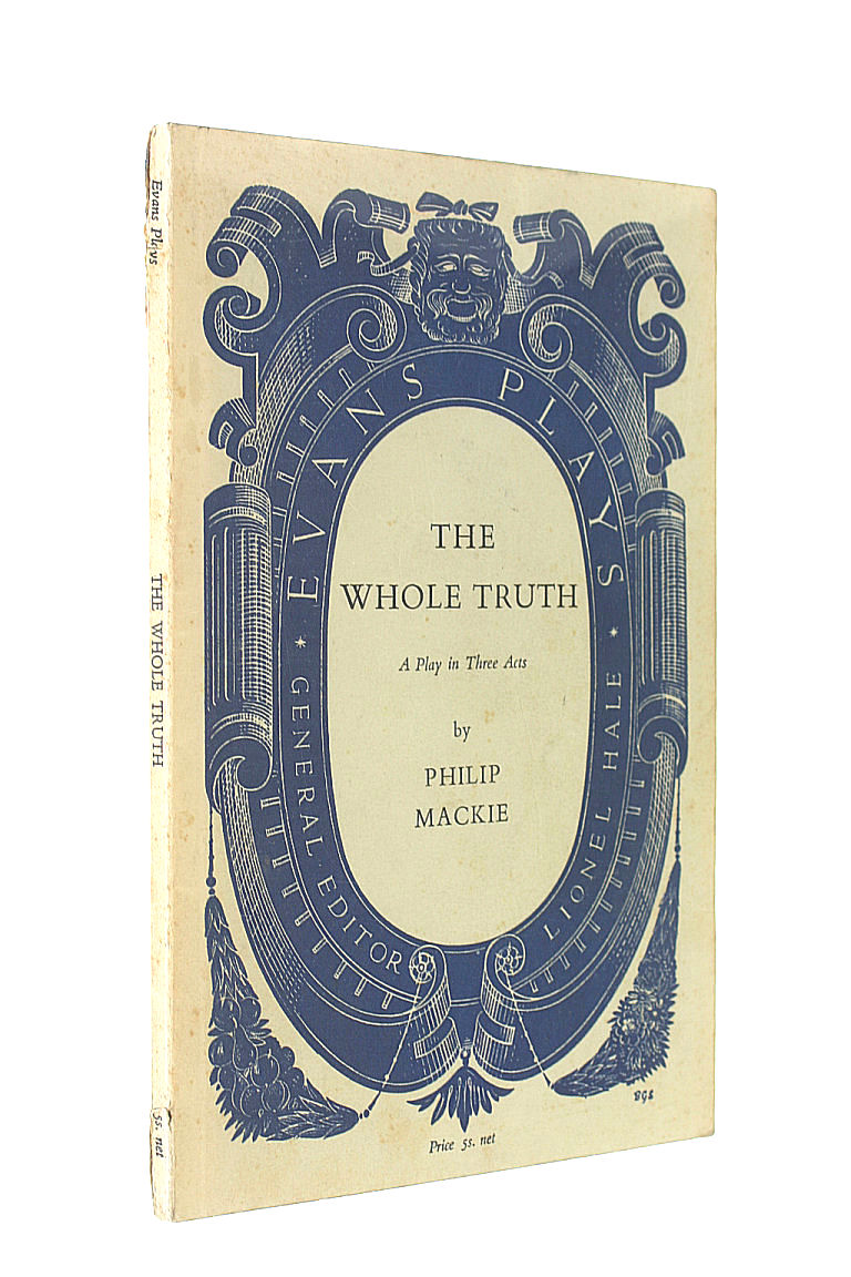 The Whole Truth: Play, Mackie, Philip