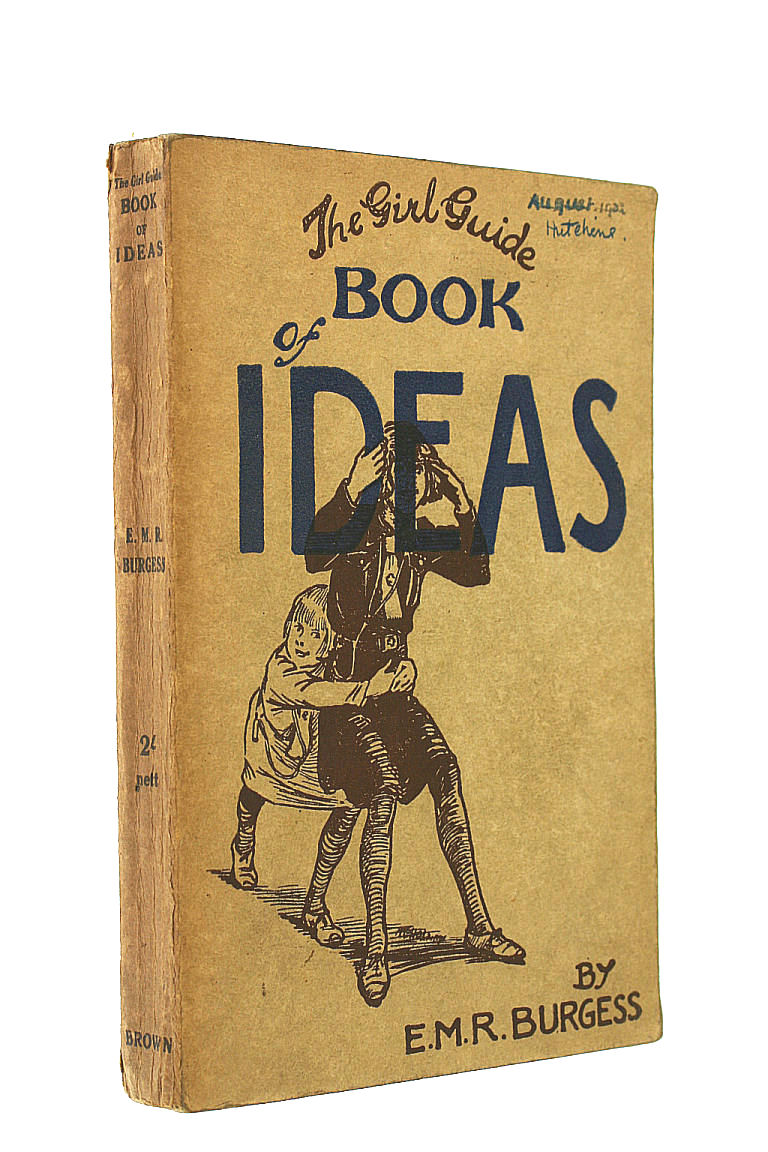 Image for The Girl Guide Book of Ideas