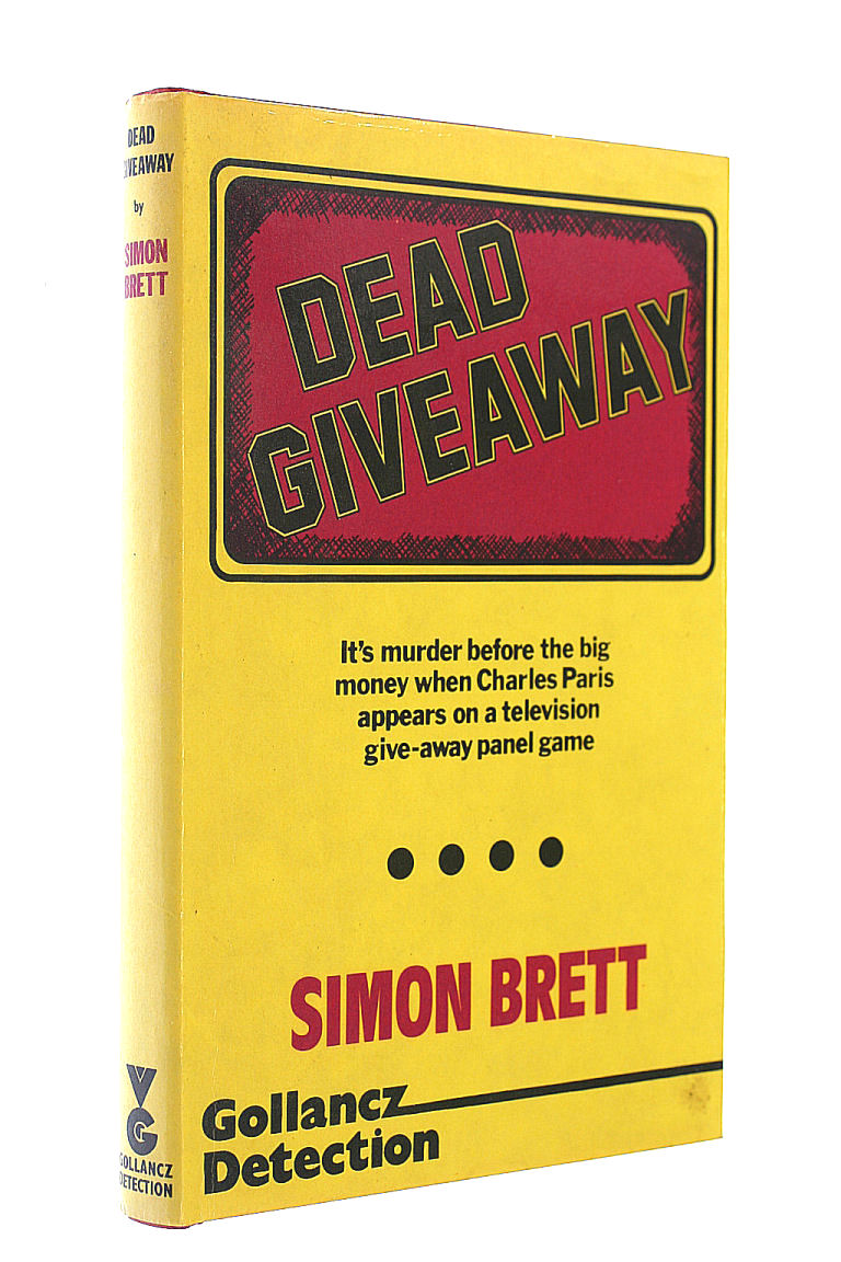 Image for Dead Giveaway