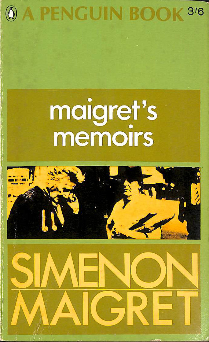 Image for Maigret's Memoirs
