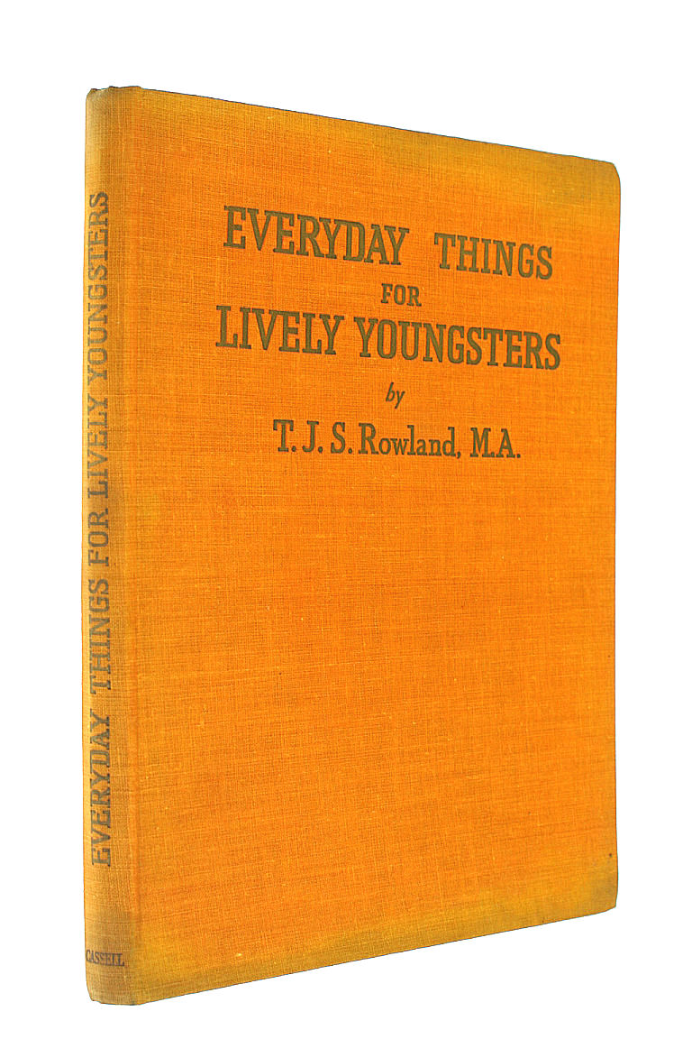 Image for Everyday Things for Lively Youngsters
