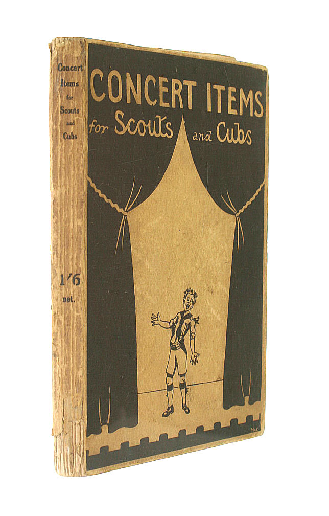 Concert Items for Scouts and Cubs, H. L. Davis