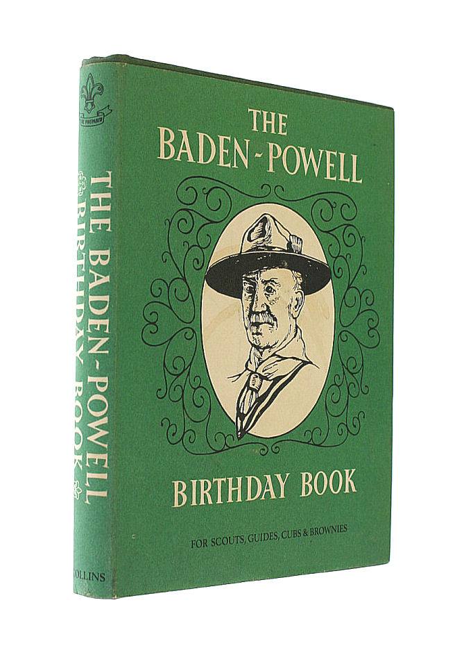 Image for The Baden-Powell Birthday Book
