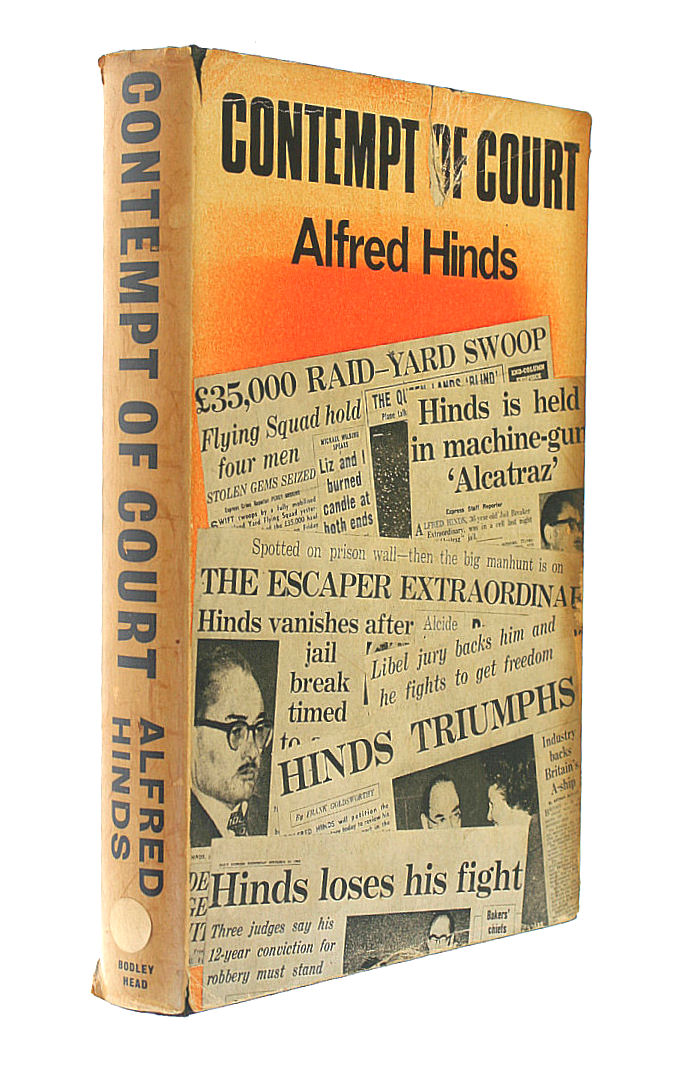 Contempt of court, Hinds, Alfred