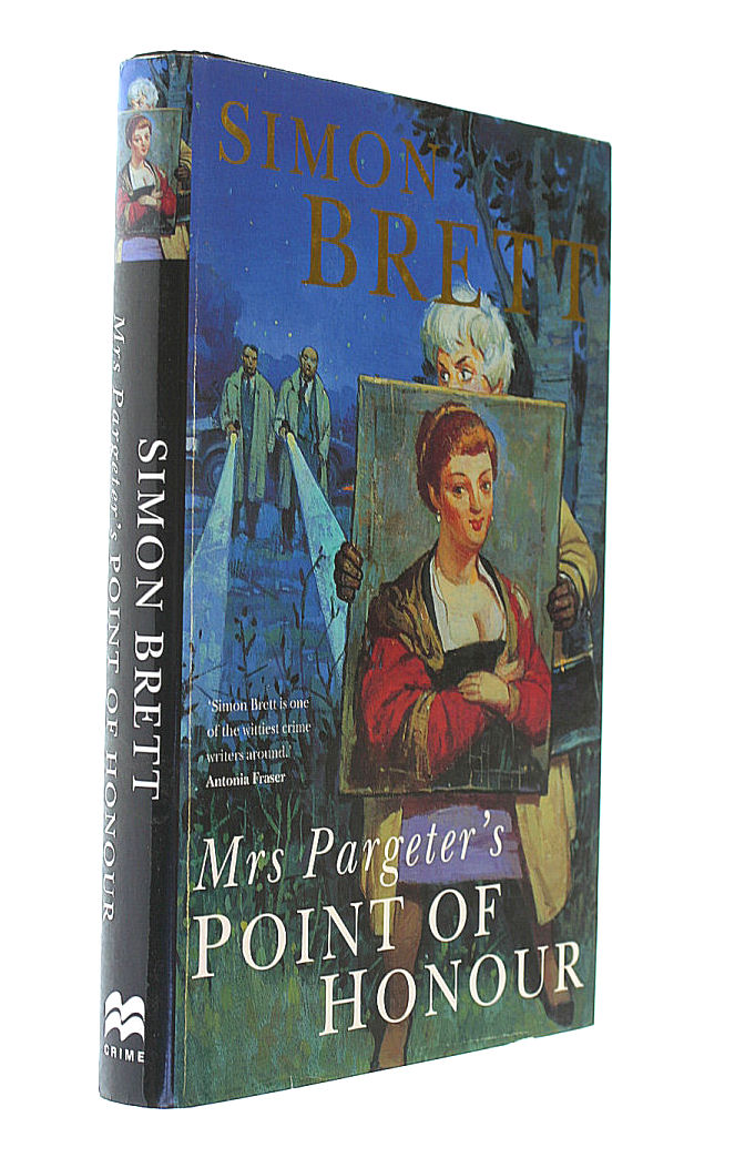 Image for Mrs Pargeter's Point of Honour