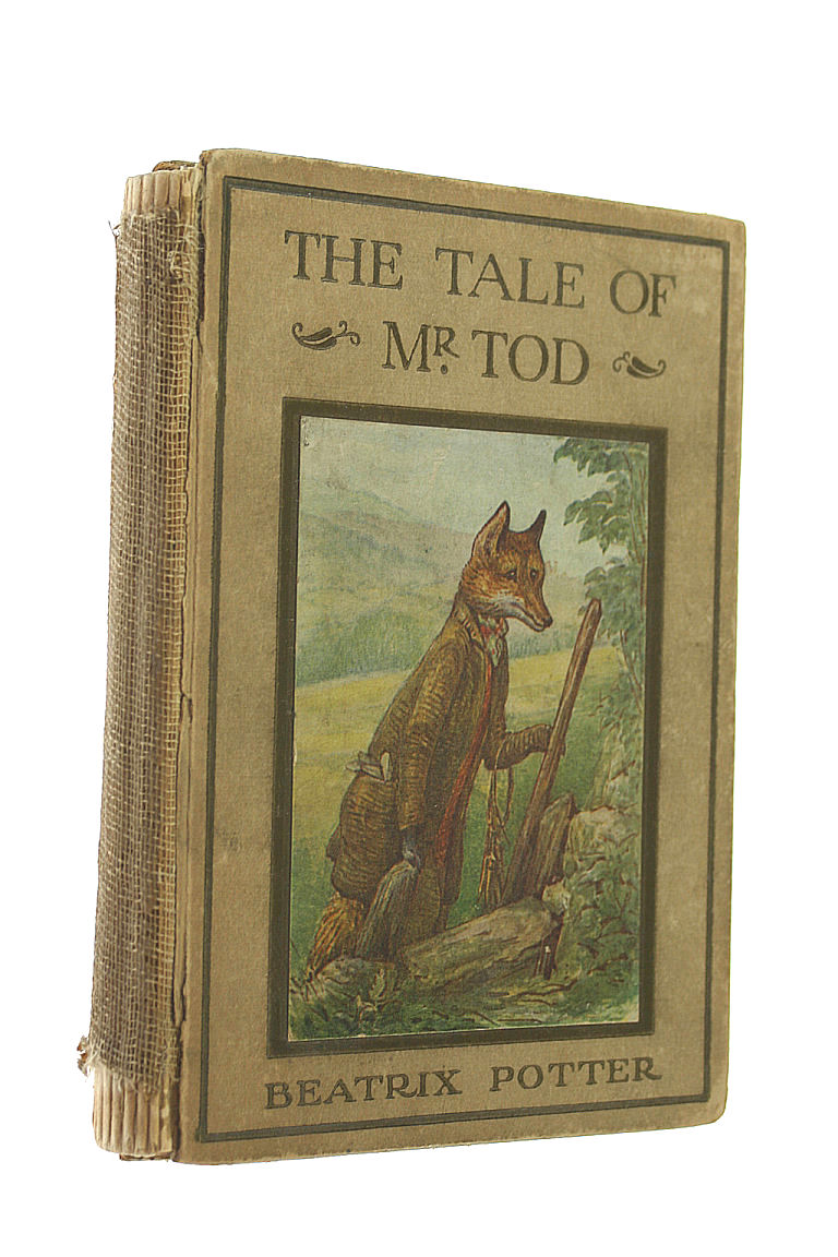 The Tale of Mr. Tod, Potter, Beatrix