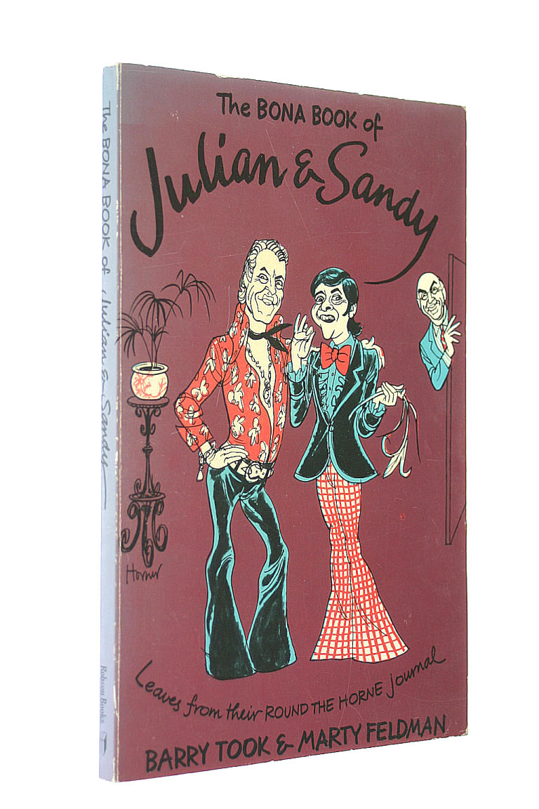 Image for The Bona Book of Julian & Sandy : Leaves from their ROUND THE HORNE journal