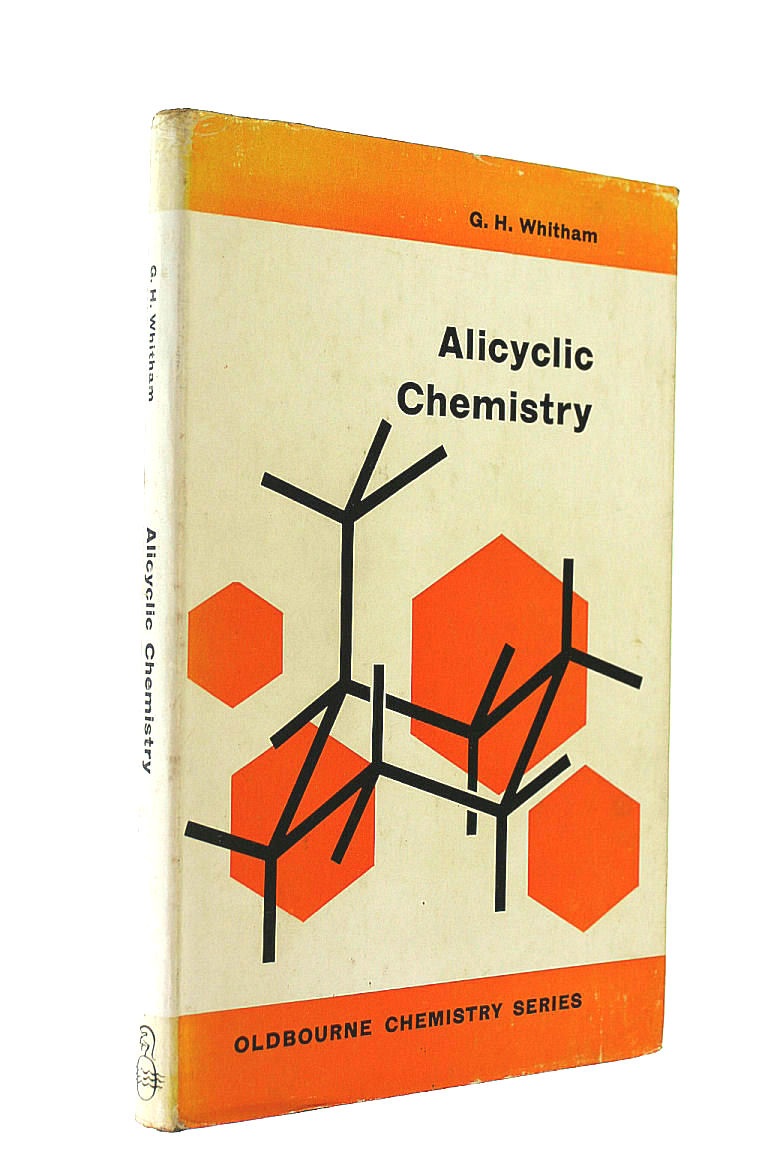Image for Alicyclic chemistry