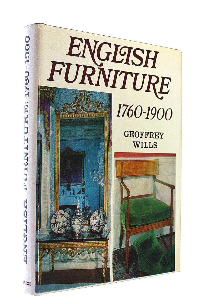 Image for English Furniture: 1760-1900