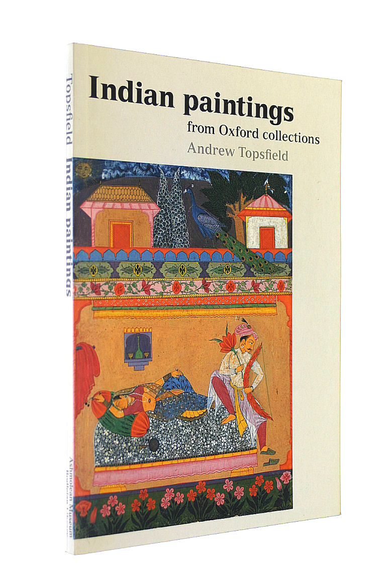 Image for Indian Paintings: from Oxford Collections (Ashmolean Handbooks)