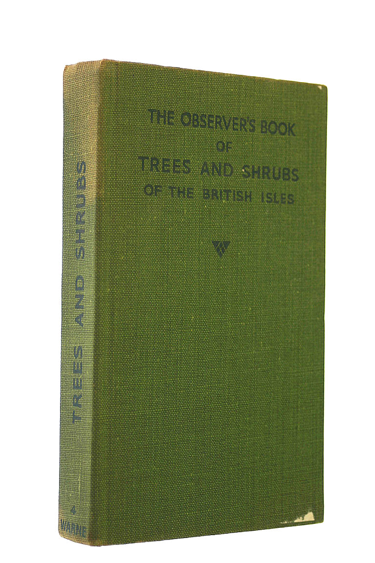 The Observer's book of trees and shrubs of the British Isles., STOKOE, W. J.