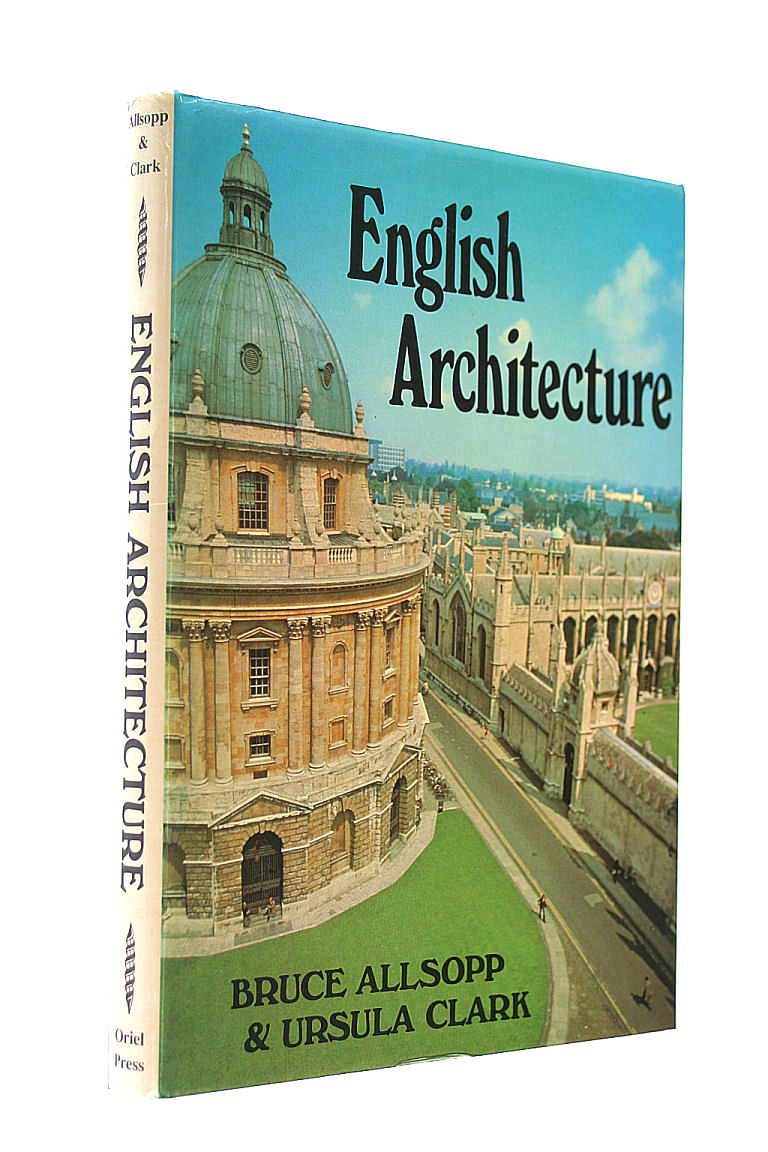 Image for English Architecture: An Introduction to the Architectural History of England from the Bronze Age to the Present Day