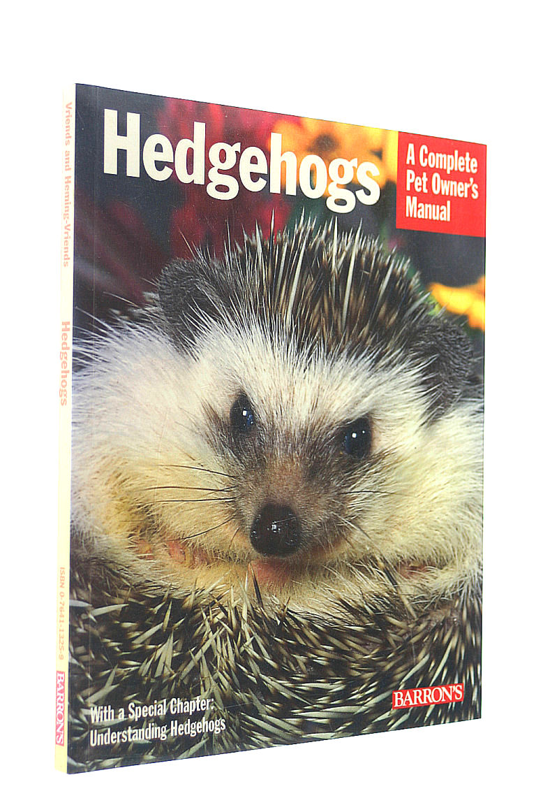 Image for Hedgehogs (Pet Owner's Manual)