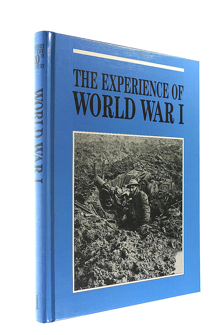 Image for The Experience of World War I