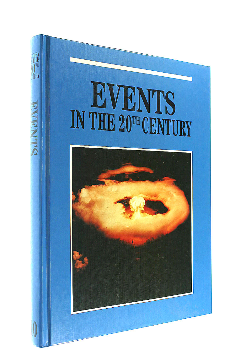 Image for Events, A Chronicle of the Twentieth Century