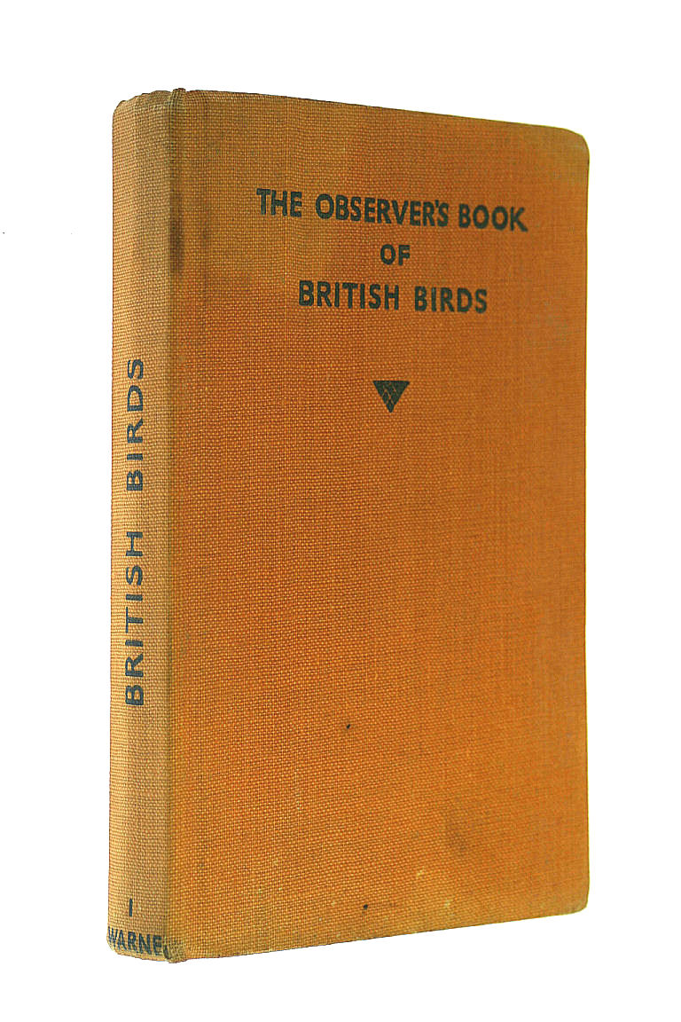 The Observer's Book of British Birds (New Edition 1952) (The Observer's Pocket Series), S. Vere Benson