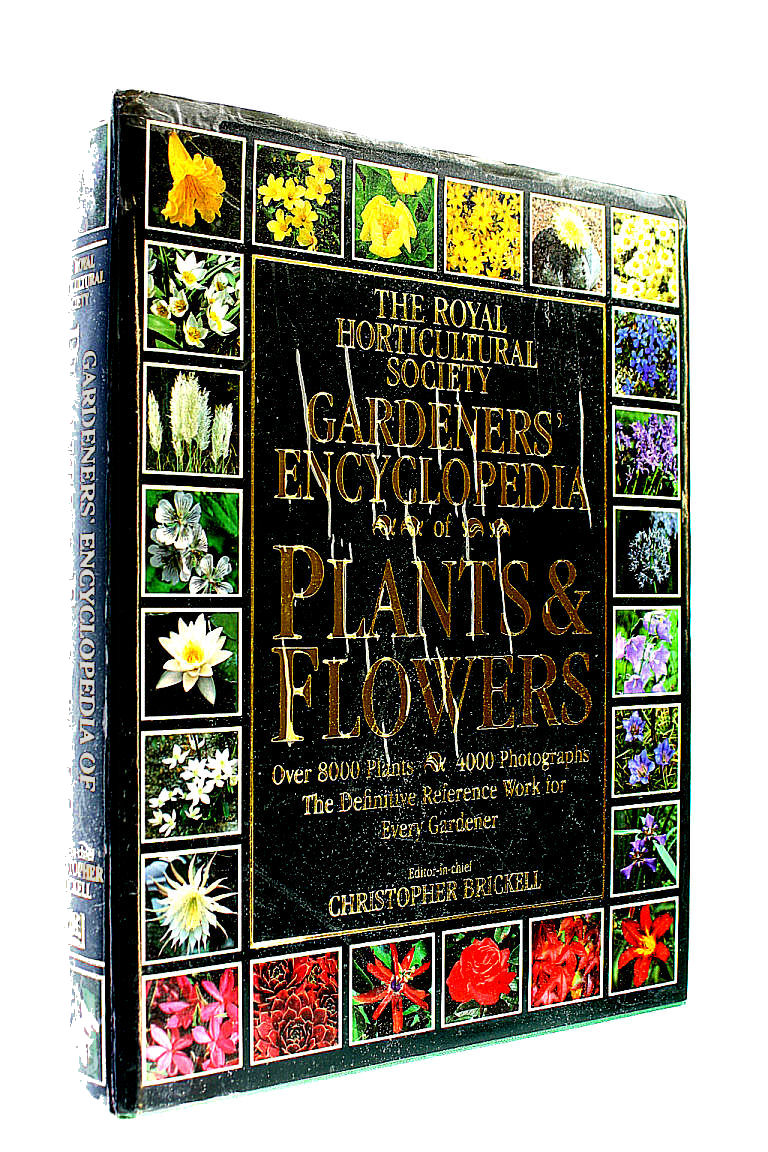 Royal Horticultural Society Gardeners' Encyclopedia of Plants and Flowers, Brickell, Christopher (editor-in-chief); Vanessa Luff, Amanda Lunn, Eric Thomas [Illustrator]