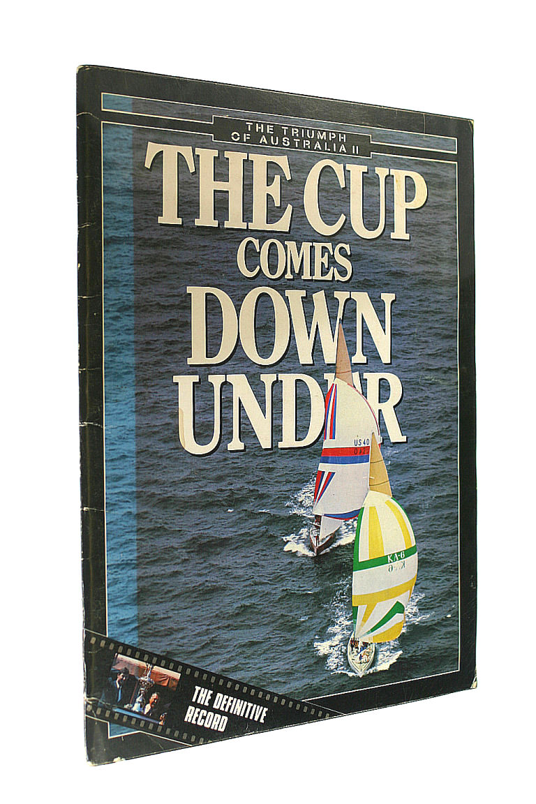 Image for The Cup Comes Down Under.