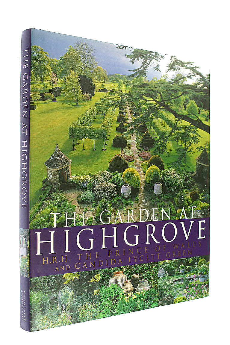 Image for The Garden At Highgrove