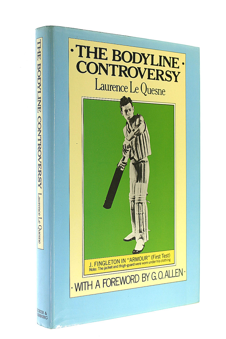 Bodyline Controversy, Quesne, Laurence Le