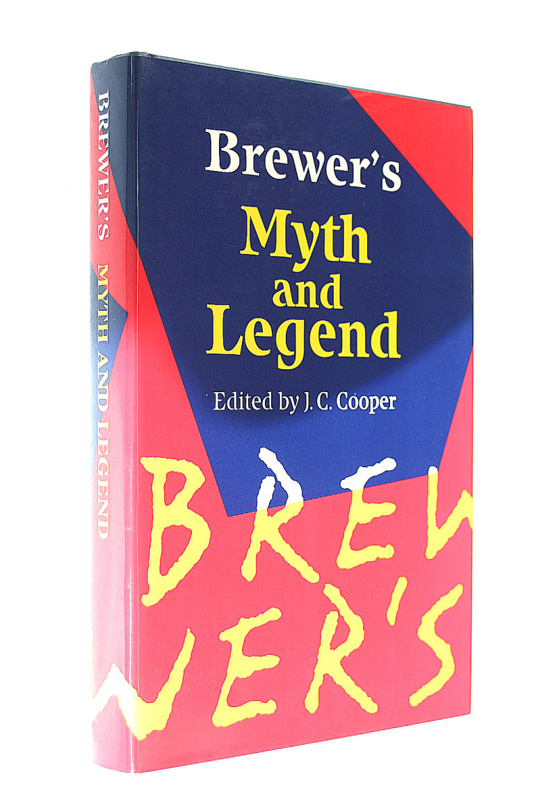 Image for Brewer's Book of Myth and Legend