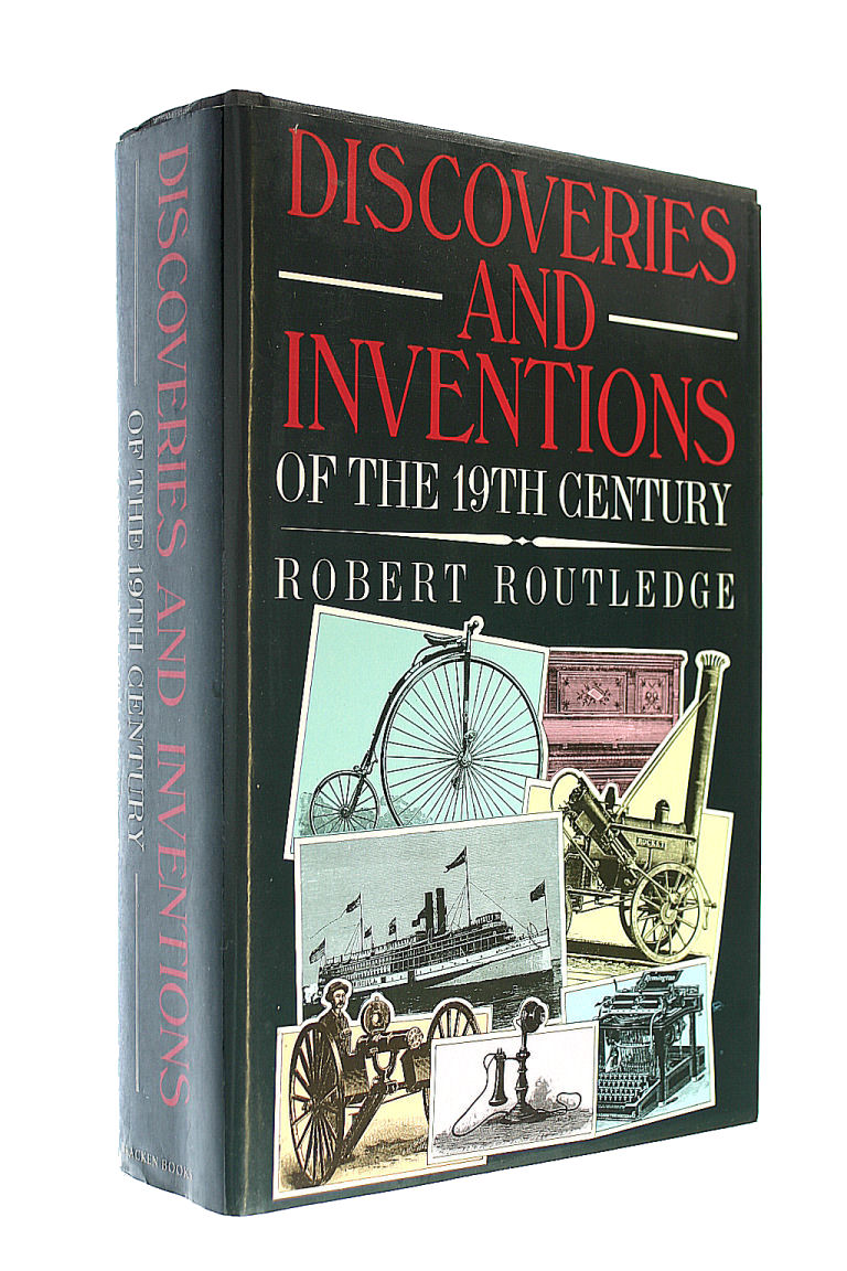 Image for Discoveries and Inventions of the Nineteenth Century
