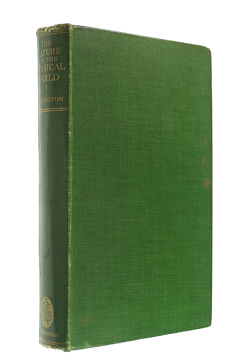 The Nature Of The Physical World by A.S. Eddington, A.S. Eddington