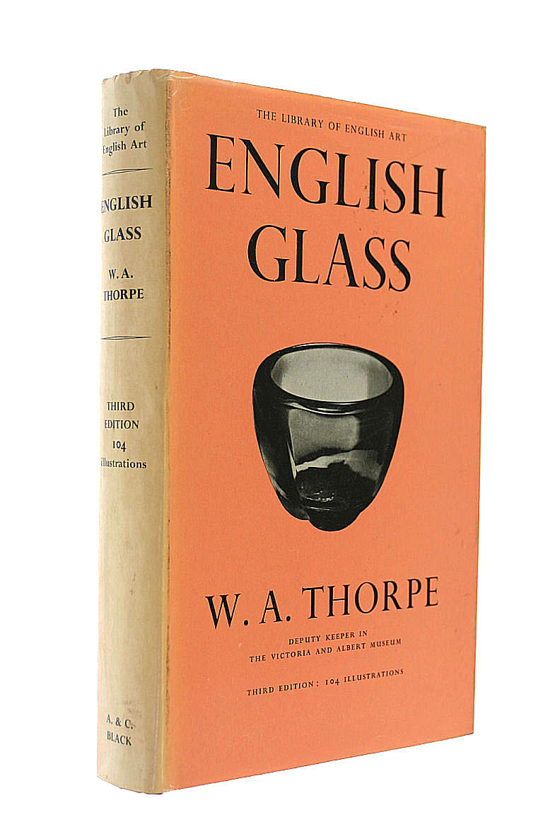 Image for English Glass (Library of English Art)