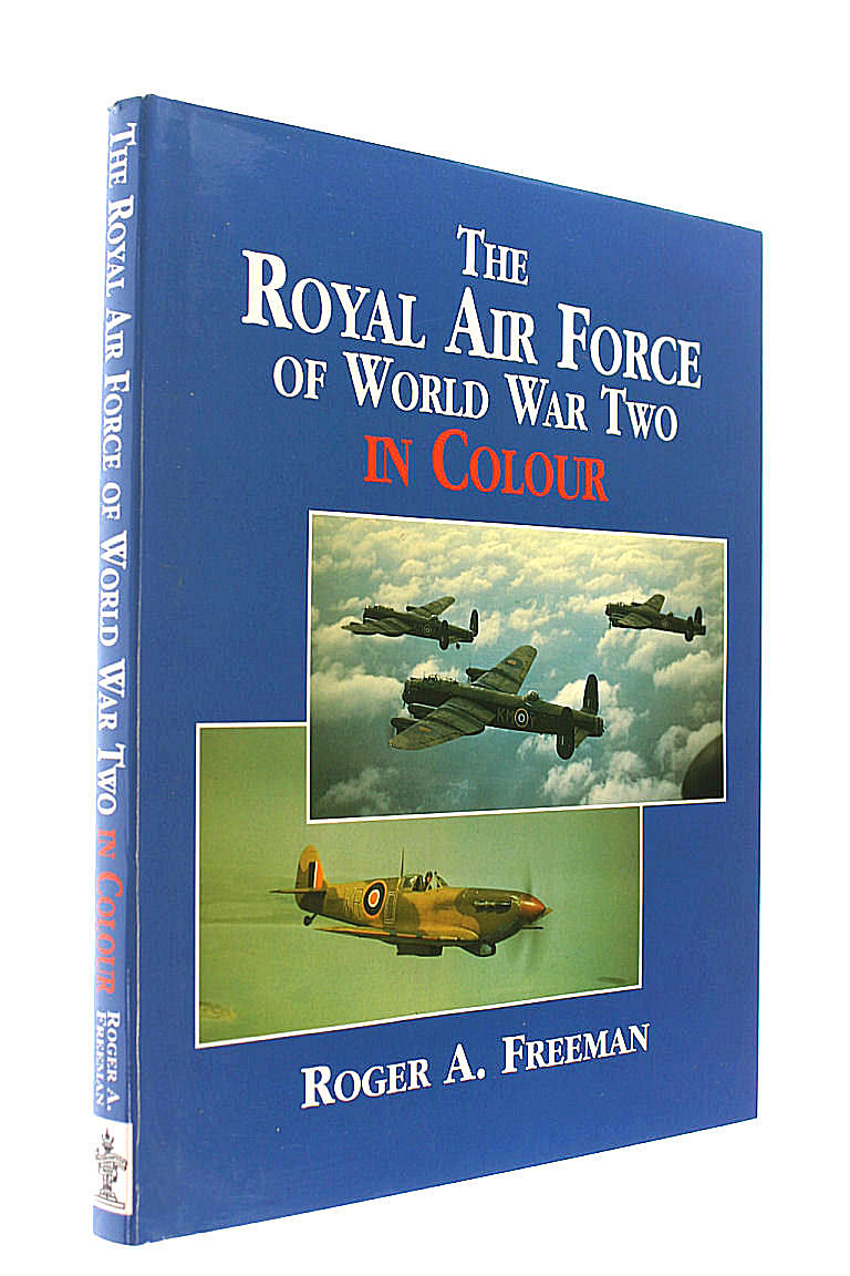 Image for The Royal Airforce of World War Two in Colour