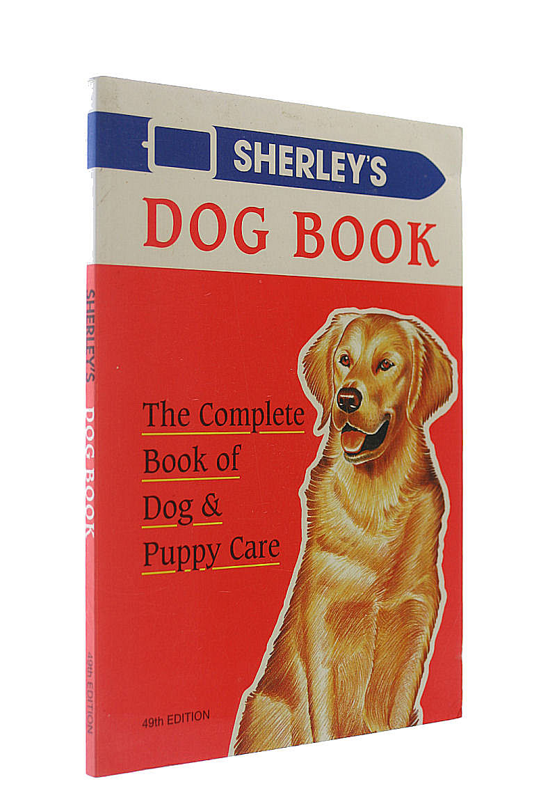 Sherley's Dog Book for Dog And Puppy Care 51st Edition, Veterinary Surgeons