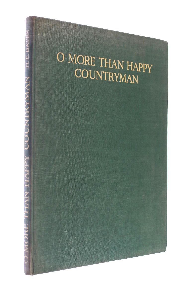Image for O More Than Happy Countryman