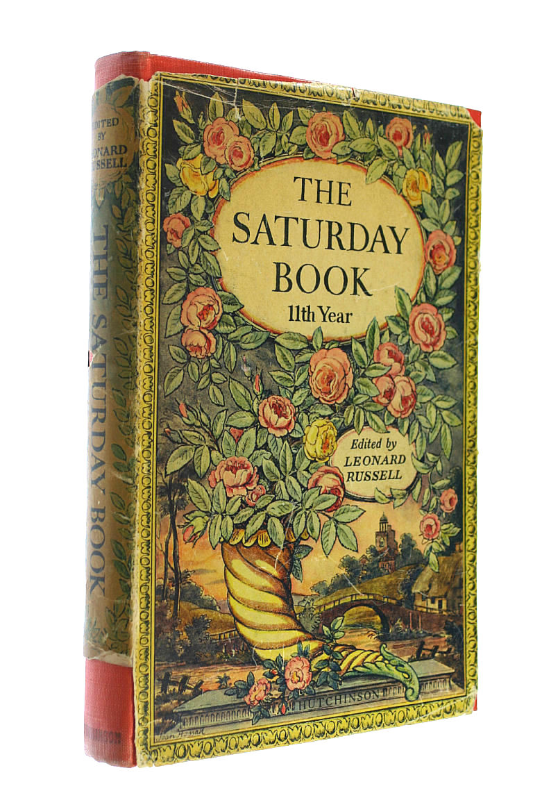 The Saturday Book. Eleventh Year; ; ., Edited By Leonard Russell