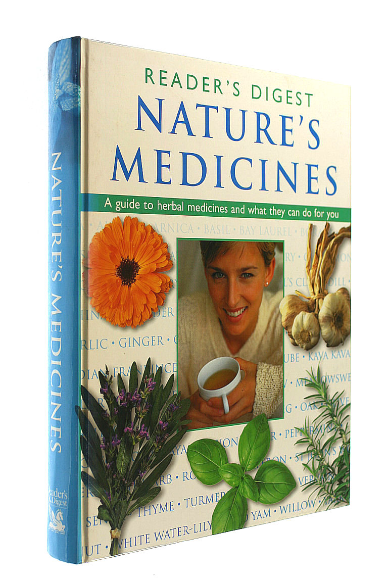 Image for Nature's Medicines: A Guide to Herbal Medicines and What They Can Do for You (Readers Digest)