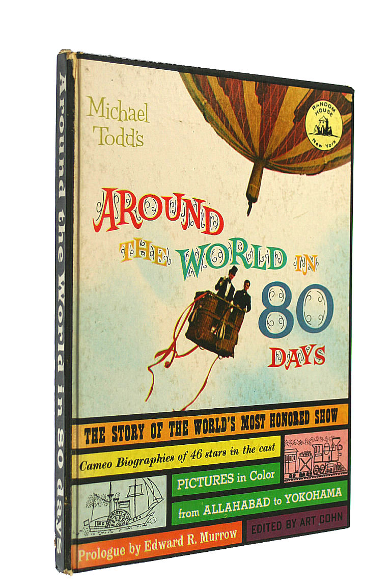 Image for Around The World In 80 Days; The Story Of The World's Most Honoured Show, Cameo Biographies Of 46 Stars In The Cast