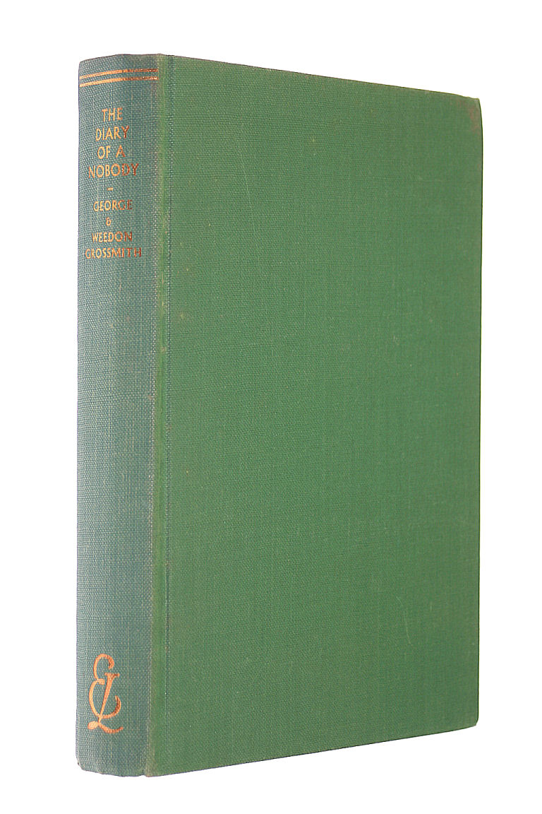 The Diary of a Nobody, Grossmith, George