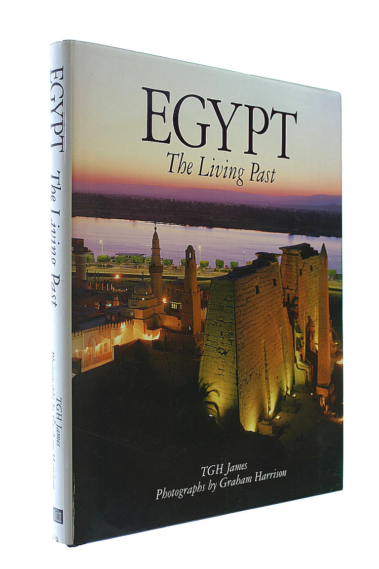Image for Egypt: The Living Past