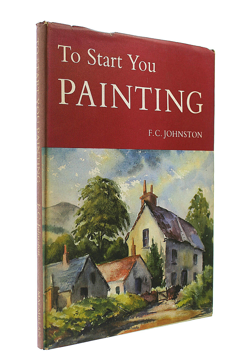 Image for To Start you Painting