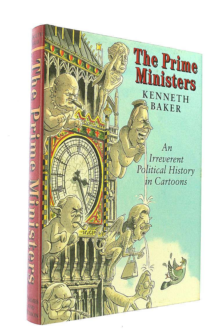 Image for Prime Ministers: An Irreverent Political History in Cartoons