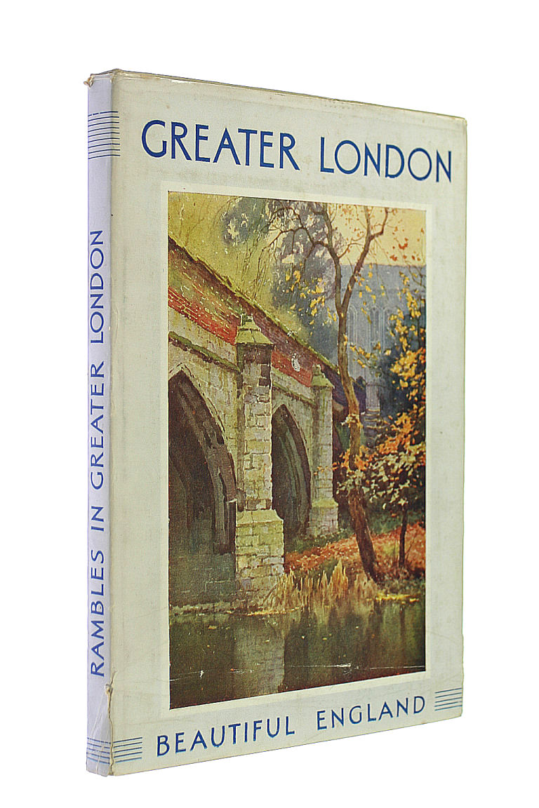 Image for Rambles in Greater London