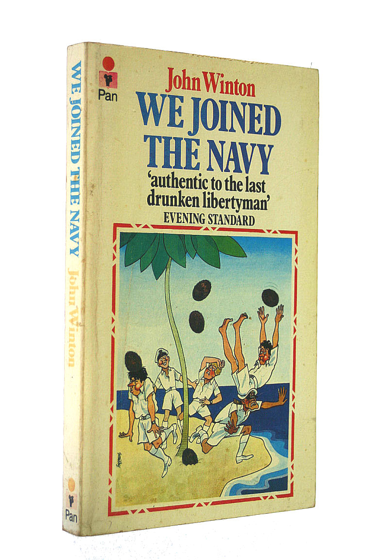 We Joined the Navy, Winton, John