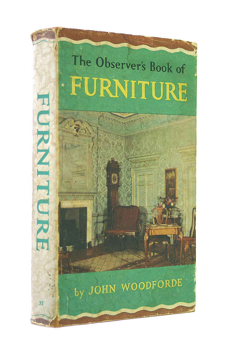 Image for The Observer's Book Of Furniture. 1964