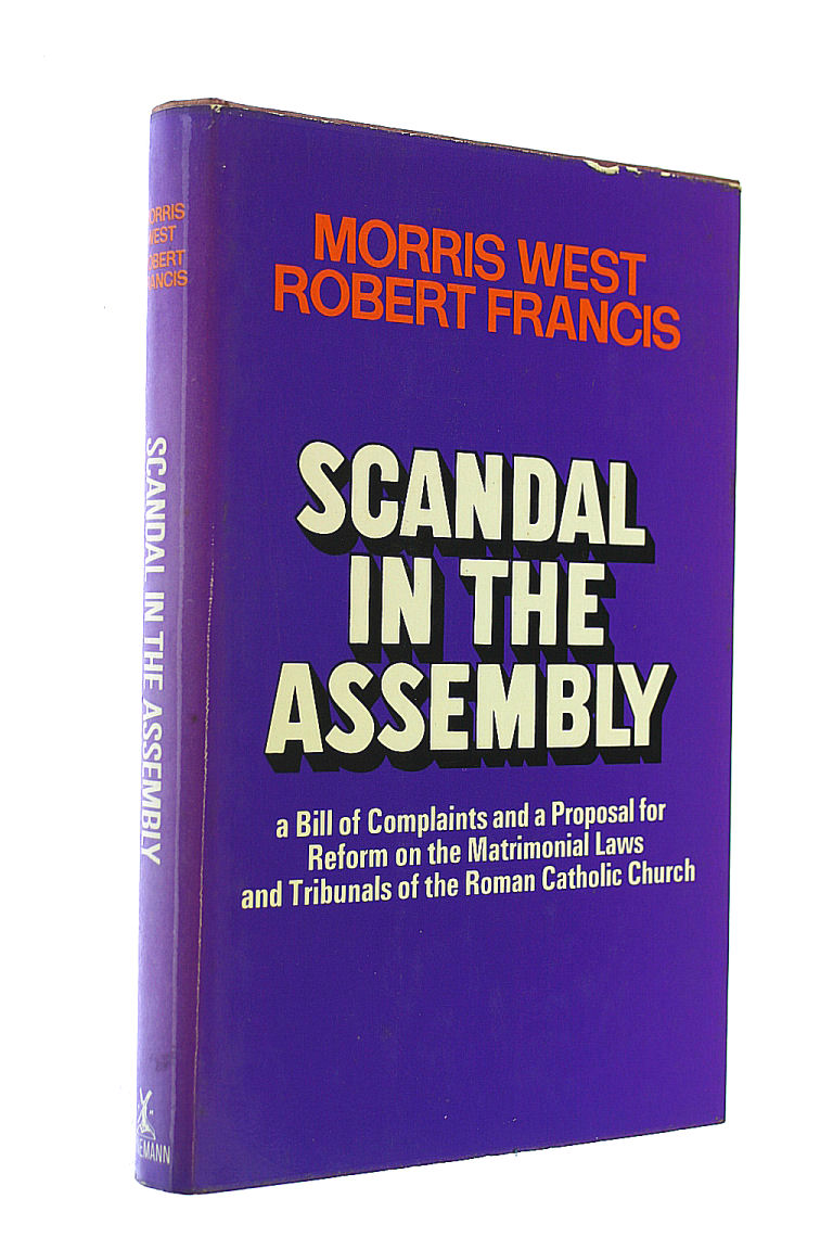 Image for Scandal in the Assembly