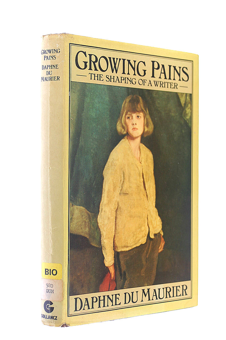 Image for Growing Pains: The Shaping of a Writer